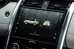 Land Rover Discovery 2021 infotainment