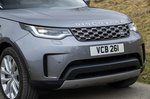 Land Rover Discovery 2021 grille detail
