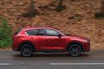 Mazda CX-5 2021 right tracking