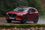 Mazda CX-5 2021 left tracking