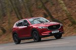 Mazda CX-5 2021 right tracking