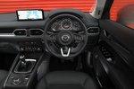Mazda CX-5 2021 dashboard