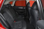 Mazda CX-5 2021 back seats