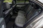 Mercedes E-Class 2021 back seats