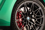 BMW M3 2021 alloy wheel