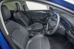 Ford Focus 2021 front seats