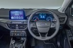 Ford Focus 2021 dashboard