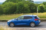 Ford Focus 2021 left tracking