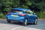 Ford Focus 2021 rear cornering