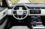 Land Rover Range Rover Velar 2021 LHD dashboard
