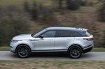 Land Rover Range Rover Velar 2021 left panning