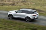 Land Rover Range Rover Velar 2021 rear aerial tracking