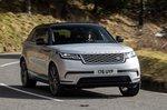 Land Rover Range Rover Velar 2021 front cornering