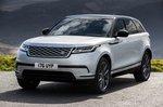 Land Rover Range Rover Velar 2021 front left static