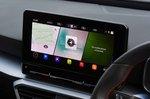 Seat Leon 2021 touchscreen