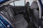 Skoda Octavia 2021 rear seats