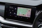 Skoda Octavia 2021 touchscreen