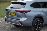 Toyota Highlander 2021 rear static