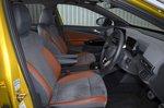Volkswagen ID.4 2021 front seats