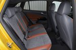 Volkswagen ID.4 2021 rear seats