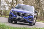 Volkswagen Touareg R 2021 front tracking
