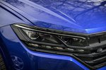 Volkswagen Touareg R 2021 headlight detail