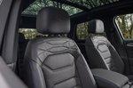 Volkswagen Touareg R 2021 seats detail