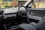 Hyundai Ioniq 5 2021 interior dashboard