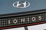 Hyundai Ioniq 5 2021 badge detail