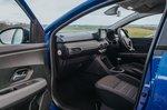 Dacia Sandero 2021 front seats