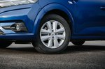 Dacia Sandero 2021 alloy wheel