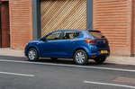 Dacia Sandero 2021 left static