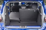 Dacia Sandero 2021 boot open