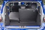 Dacia Sandero 2021 boot open