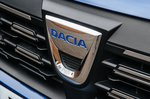 Dacia Sandero 2021 badge