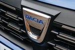 Dacia Sandero 2021 badge