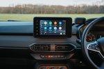 Dacia Sandero 2021 infotainment