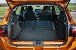 Dacia Sandero Stepway 2021 boot open