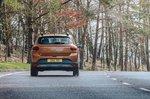 Dacia Sandero Stepway 2021 rear cornering