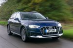 Audi A4 Allroad 2021 front tracking