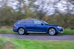Audi A4 Allroad 2021 right tracking