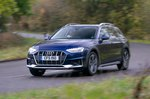 Audi A4 Allroad 2021 front cornering