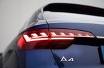 Audi A4 Allroad 2021 rear light detail