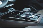Audi Q5 Sportback interior detail