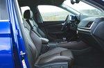 Audi Q5 Sportback 2021 front seats