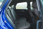 Audi Q5 Sportback 2021 rear seats