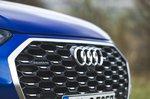 Audi Q5 Sportback 2021 grille