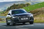 Audi A6 Avant 2021 front tracking