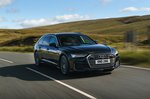 Audi A6 Avant 2021 front right tracking
