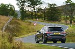 Audi A6 Avant 2021 rear cornering